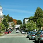 Photo of the town Quaint, state of New Hampshire