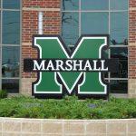 Photograph of Marshall University, West Virginia