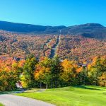 Photograph of majestic Autumn foliage in Vermont
